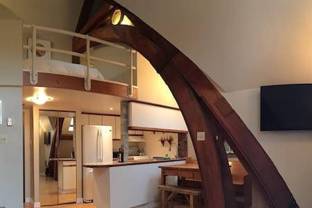 Historic and Central Modernized Loft - Halifax - Loft