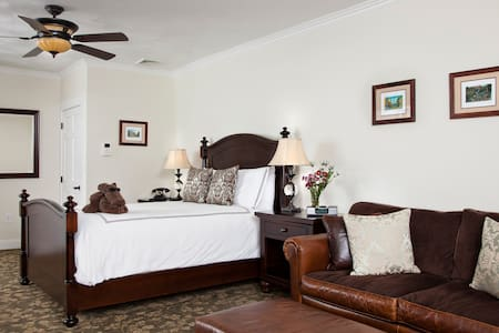 The Timberlake - Kathleen Suite  - Hinton - Bed & Breakfast