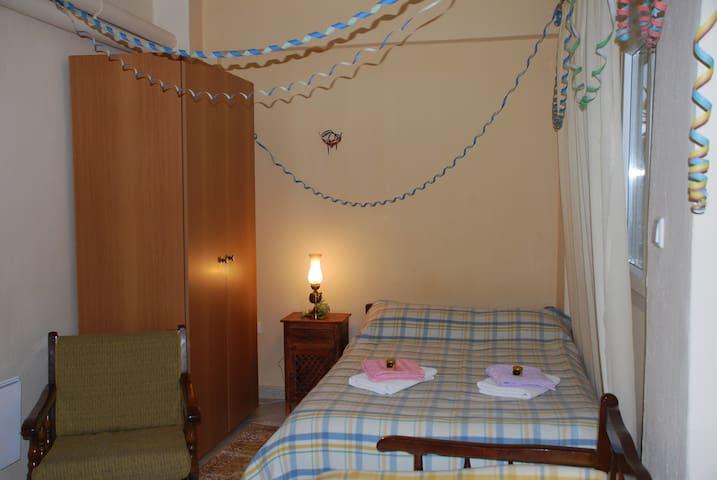 Διαμέρισμα στην ηρωική πόλη Νάουσα - Naousa - Pis