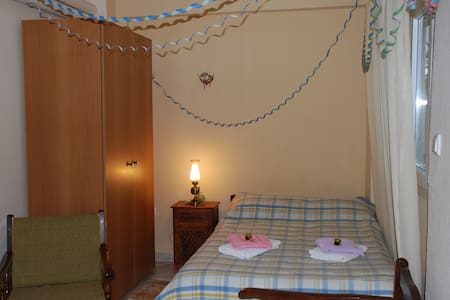 Διαμέρισμα στην ηρωική πόλη Νάουσα - Naousa - Apartemen