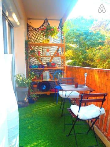 L'appart' du Soleil  - Montpellier - Apartament