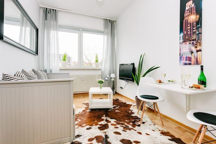City-Wohnung in Münsters Innenstadt - Münster - Apartment