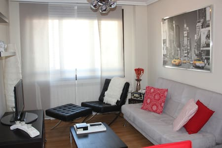 Apto. con wifi moderno y acogedor - Logroño - Apartamento