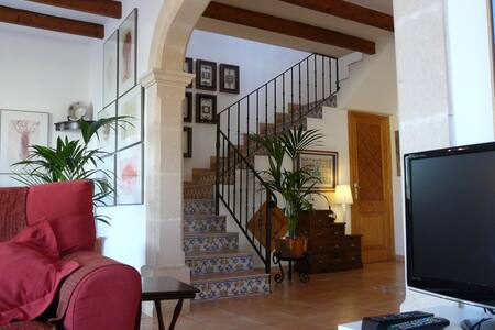 HOUSE IN MALLORCA - WiFi(ET-3045)