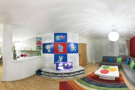 Designer Studio Apartment