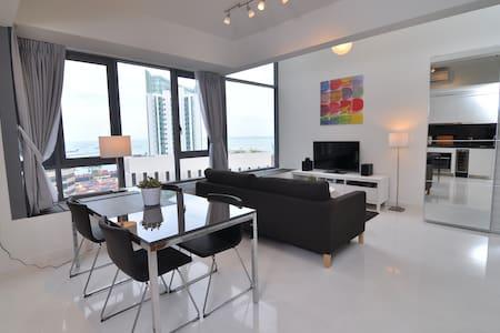 City Center SCENIC High-Floor LOFT, 1-4 Guests#AS - Singapur - Loft