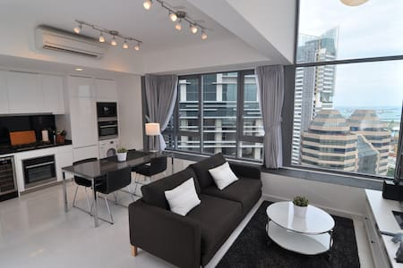 [AS] Scenic City Center High-Floor LOFT, 1-4 Guest - สิงคโปร์