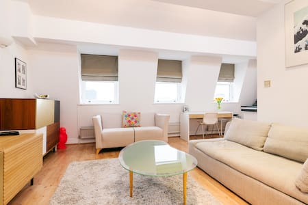 Design 1bed with rooftop in the heart of South Ken - London