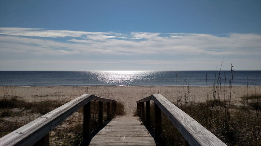2 Bedroom Gulf Beach Condo - St George Island
