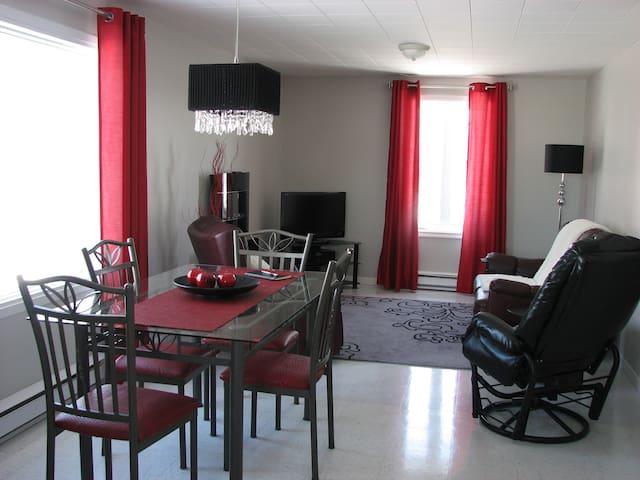 Appartement du Lac ( 1 Chambres)