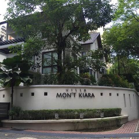 Mont villa - Kuala Lumpur - Vila