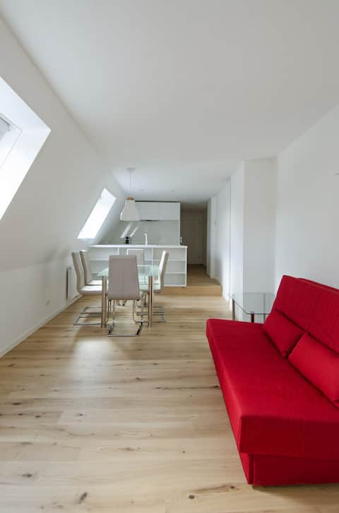 CONTEMPORARY APARTMENT IN GRINZING
