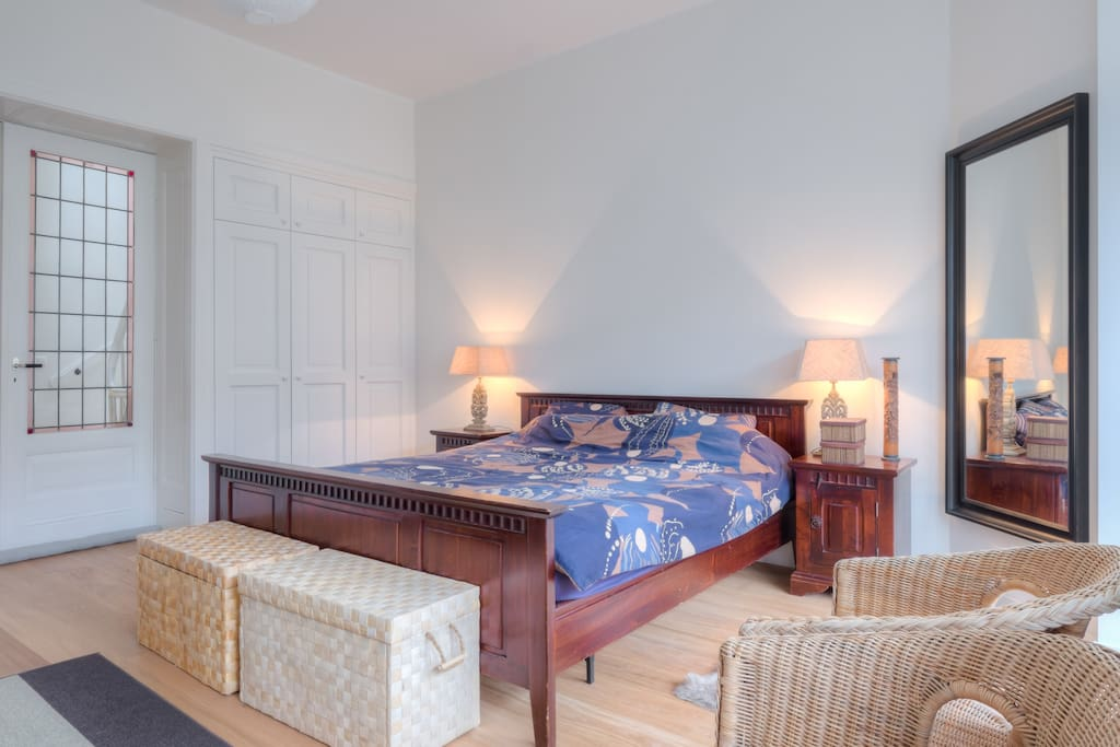 Very Large Double Bedroom 25 square meters