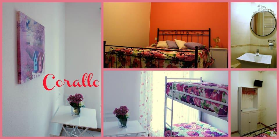 Camera Corallo - Sirmione - Bed & Breakfast