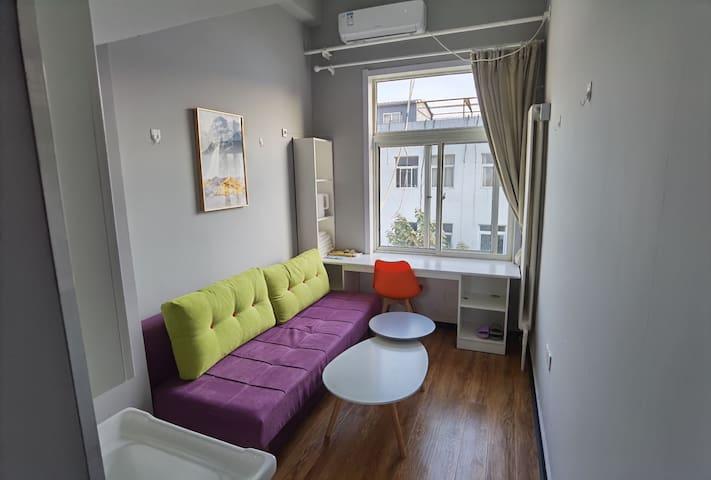 【归心】北京电影学院旁LOFT开间小公寓