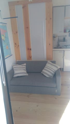 Ministudio 8min walk from surfbreak & mountains - Bajamar - Apartament