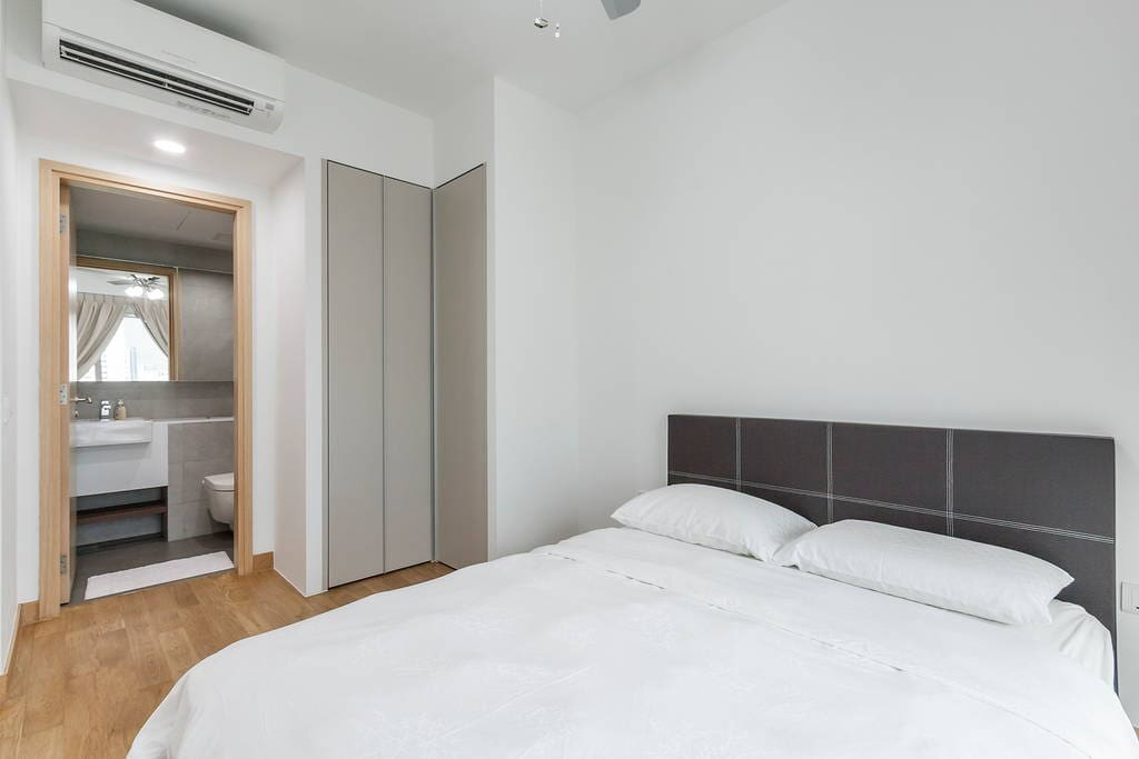 Nice Two Bedroom Apt At Boon Keng With Balcony Apartments For Rent In Singapore Singapore