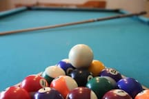 Professional Pool Table Balls