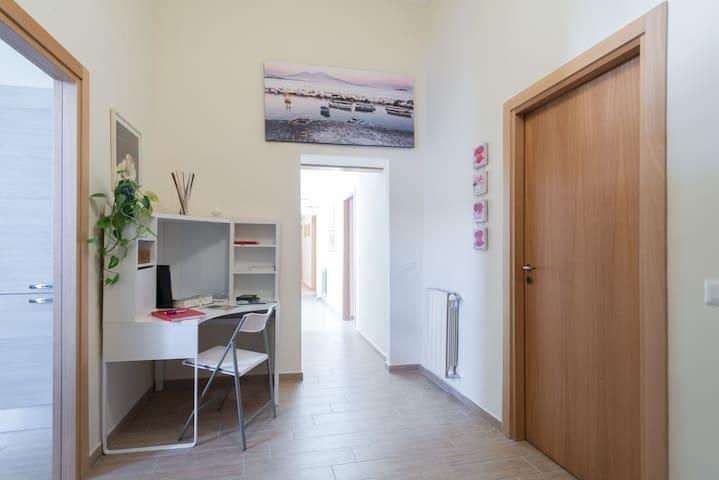 Casa Antea (wi-fi) - Neapol - Dom