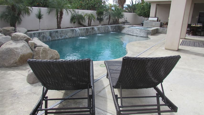 Coachella @VillaDelay! 7miles away. - Bermuda Dunes - Villa