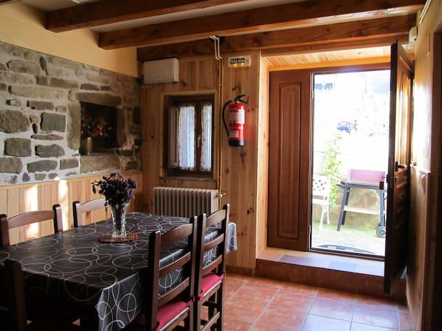 Oldabre  Casa  rural  R Turismo Oldabre ucr. 00843 - Tirapu