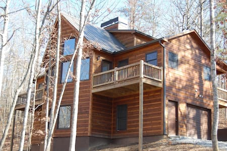 Buck Valley Lodge - Private Cabin - Ellijay