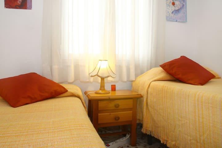 Habitación con dos camas en piso, (1) - Cordova - Lakás
