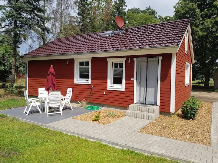 Schwedenhaus Caius am Kiebitzsee