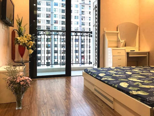 [CozyHomes] 1BR Apt T8 Times City near Old quarter