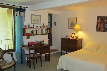 Chambre d'hôte en Drôme provençale - Dieulefit - Bed & Breakfast