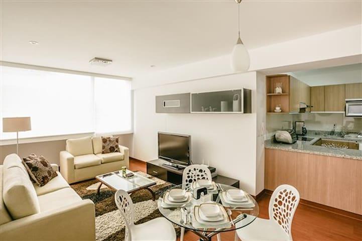 Modern Private Apart Miraflores - ลิมา - อพาร์ทเมนท์