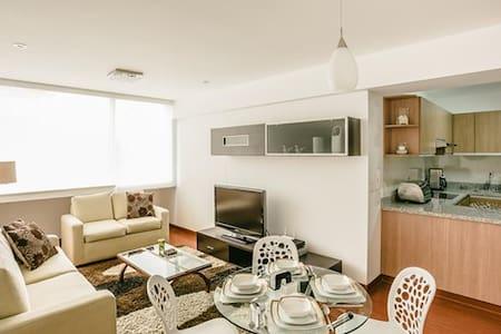 Modern Private Apart Miraflores - Lima - Appartement