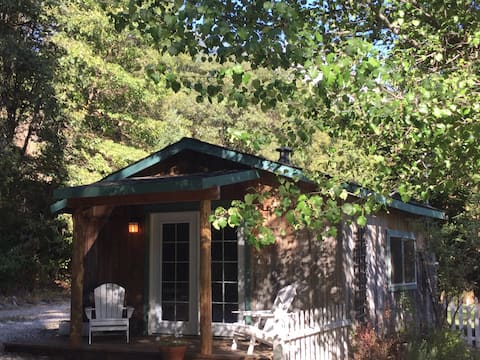 Feather River Canyon Cottage