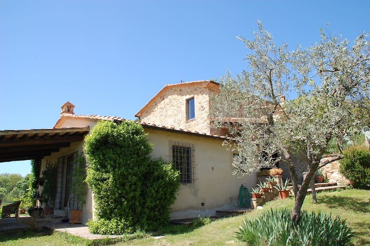 Farmhouse with pool in Tuscany - Scansano - Maison