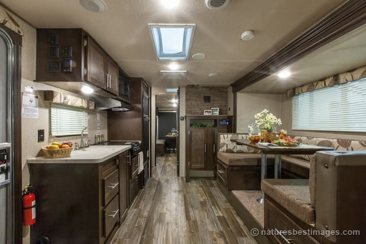 Camper close to Wellington Equestrian Activities - Loxahatchee - Karavan