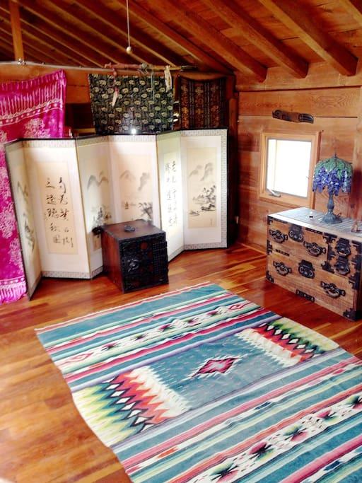Loft Bedroom Futons only