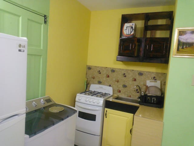 Cozy & quiet 1 BR ,self contained - Kingston  - House