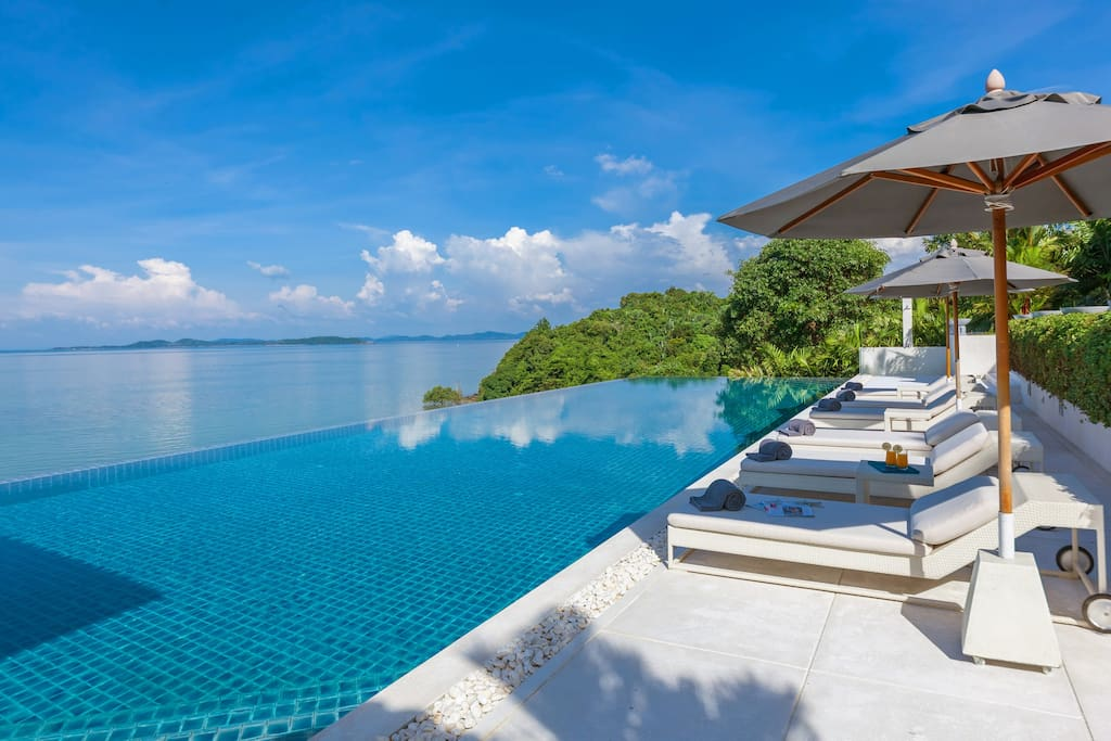 Villa Ocean's 11 Phuket - Swimming Pool