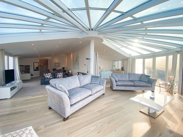 The Penthouse | 3 Bedroom Apartment | Woolacombe