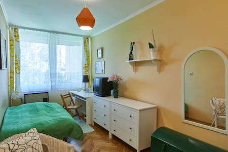Lovely room on green hill - Budapeszt