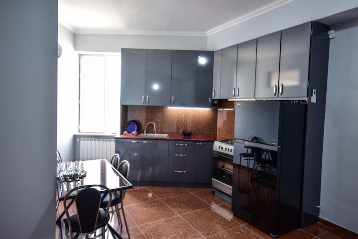Apartament with beautiful view