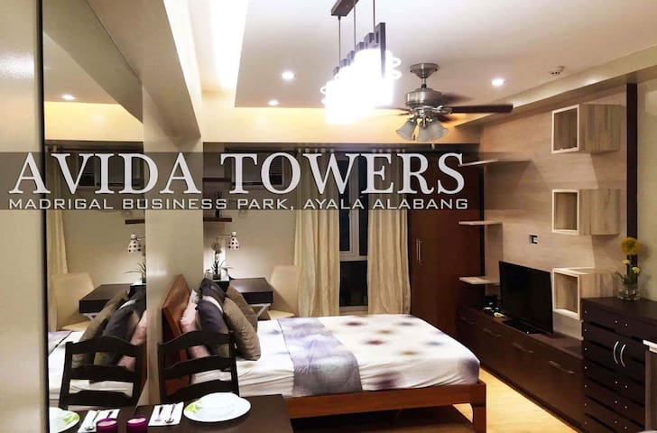 Interior Designed Condo Unit - Muntinlupa