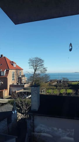 House apartment with sea view! - Hellerup - Loft