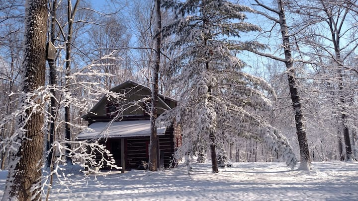 Simple Blessings Cabin