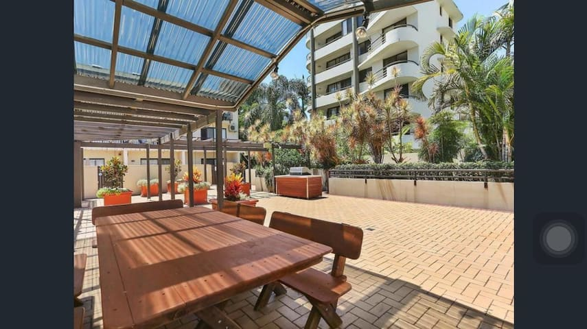 Private Masteroom in Brisbane CBD - Spring Hill - Apartment