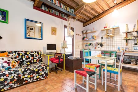 Back Home - Apartment in Pienza - Lejlighed