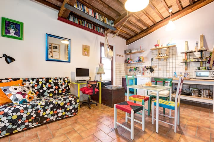 Back Home - Apartment in Pienza