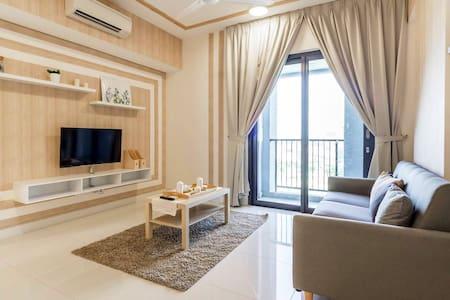 Home Sweet Home @ Radia Residence Shah Alam