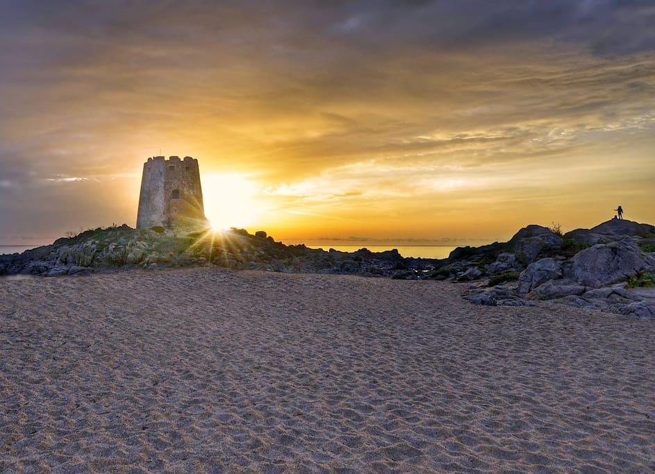 Spiaggia della Torre - Bari Sardo / Tower Beach - Bari Sardo