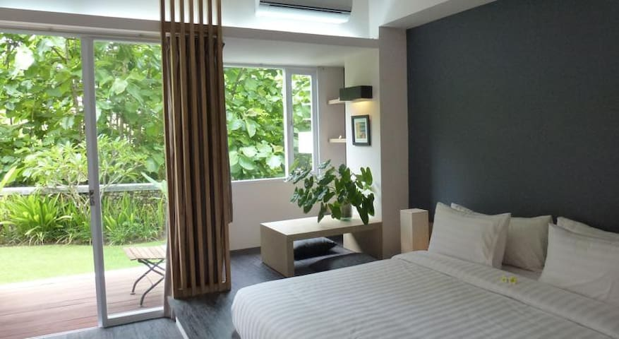Cozy room in Beautiful Apartment - 峇里島 - 公寓